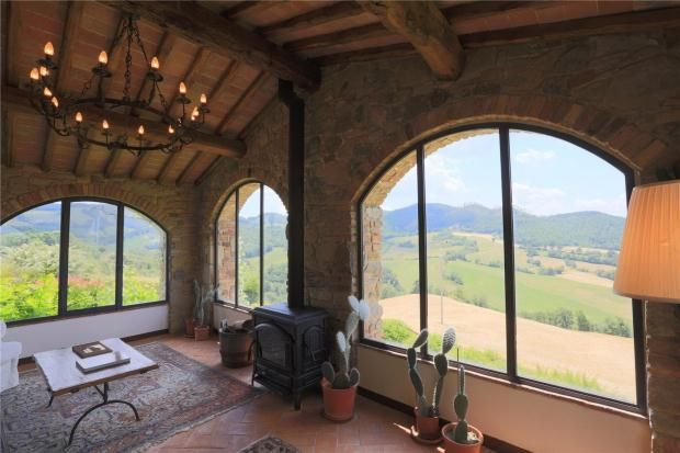 Thumbnail Country house for sale in Valbona, Montone, Umbria, Italy