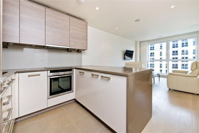 Thumbnail Property for sale in Octavia House, 213 Townmead Road, London
