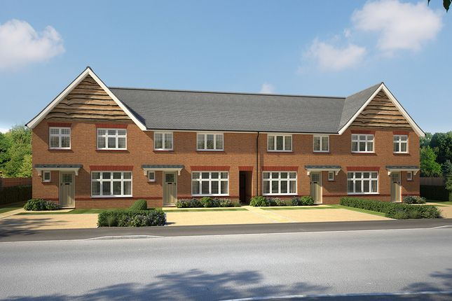 """Thumbnail Terraced house for sale in """"Warwick 3"""" at Chester Lane, Saighton, Chester"""