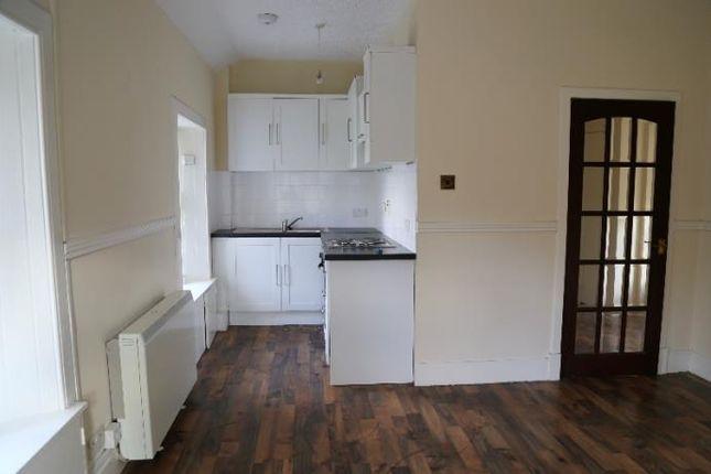Thumbnail 1 bed flat to rent in Bridgend, Inverkip, Greenock