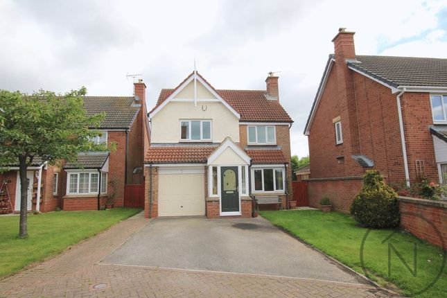 Thumbnail Detached house for sale in Blakiston Court, Newton Aycliffe