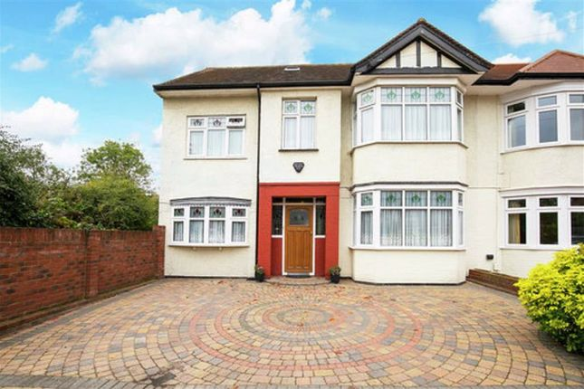 Thumbnail Semi-detached house for sale in Glendower Road, London