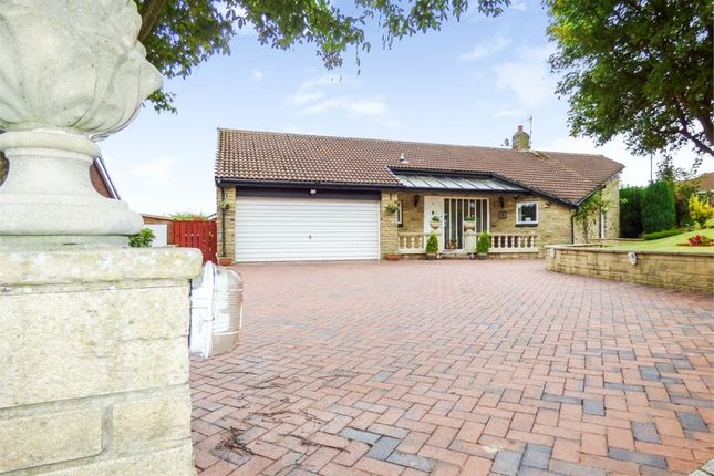 Thumbnail Detached bungalow for sale in Wentworth Drive, Washington, Tyne And Wear
