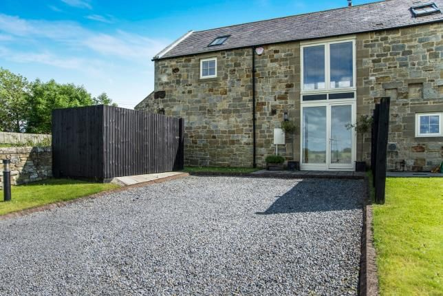Thumbnail Barn conversion for sale in Red House Barns, Belsay, Ponteland, Northumberland