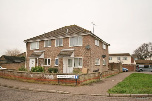 Thumbnail Property for sale in Hereward Close, Wivenhoe, Colchester