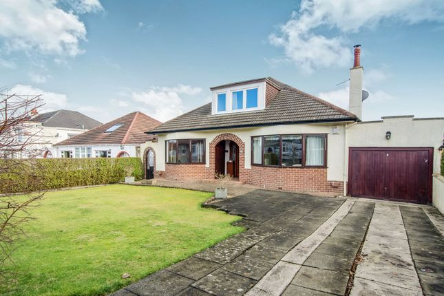 Thumbnail Detached bungalow for sale in Beech Avenue, Newton Mearns, Glasgow