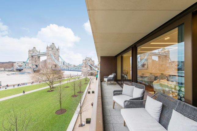 Thumbnail Flat to rent in Blenheim House, One Tower Bridge