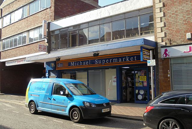 Thumbnail Retail premises for sale in Wolverhampton Street, Dudley