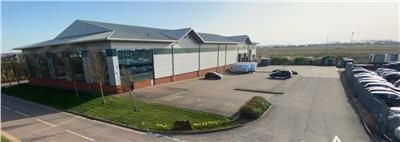 Light industrial to let in 31 Kenneth Way, Wilstead, Bedford, Bedfordshire