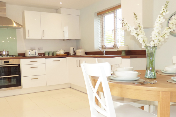 Thumbnail Detached house for sale in The Goldcrest At Malvern View, Bartestree, Herefordshire