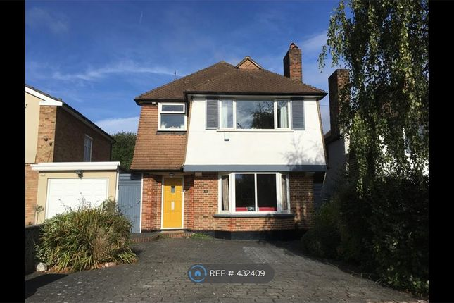 Thumbnail Detached house to rent in Hermitage Road, London