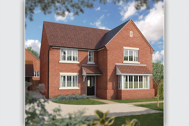 "Thumbnail Detached house for sale in ""The Arundel"" at Coupland Road, Selby"