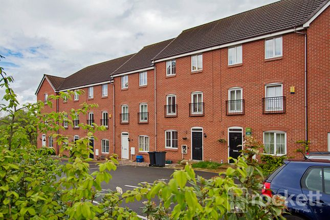 5 bed town house to rent in Chervil Close, Clayton, Newcastle-Under-Lyme