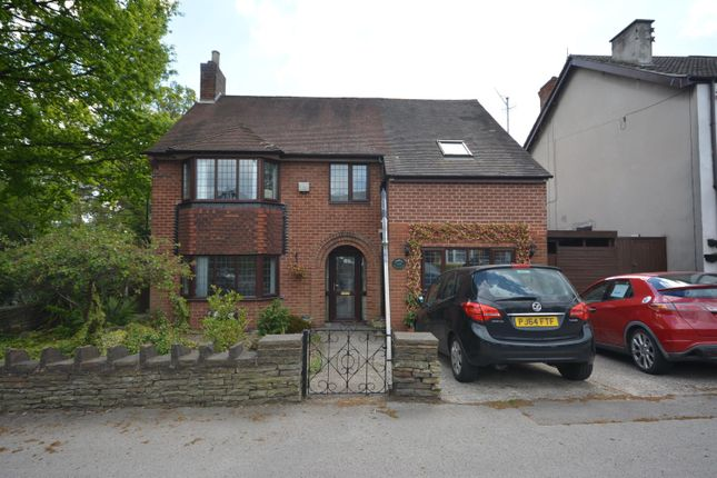 4 bedroom detached house for sale in Chatsworth Road, Brampton, Chesterfield
