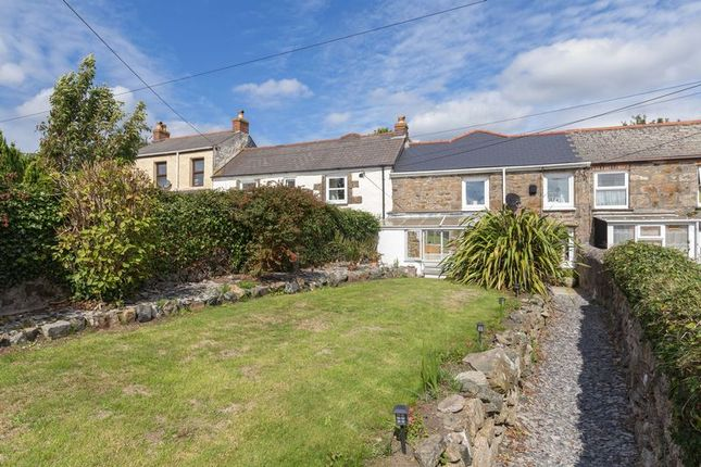 Thumbnail Terraced house for sale in Scowbuds, Tuckingmill, Camborne