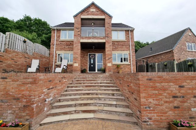 Thumbnail Detached house for sale in Redland Grove, Staincross, Barnsley