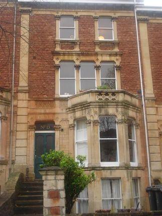 Thumbnail Maisonette to rent in Hanbury Road, Clifton, Bristol
