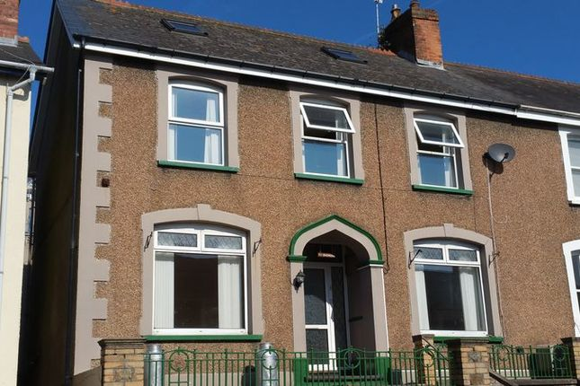 Thumbnail Semi-detached house to rent in Church Road, Goodwick
