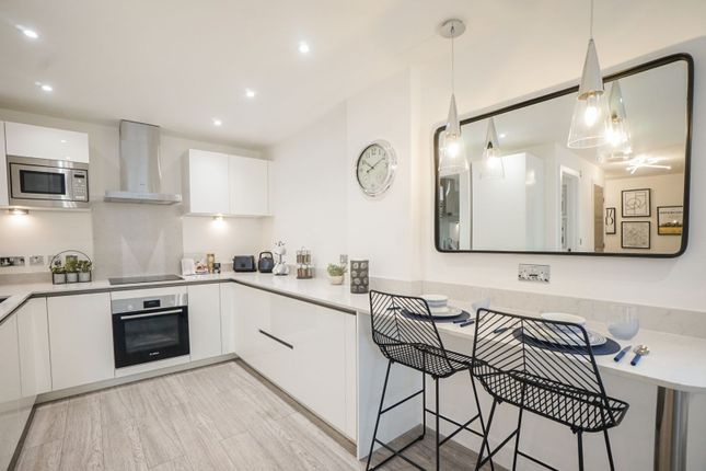 2 bed flat for sale in 10 Eden Place, Cheadle SK8