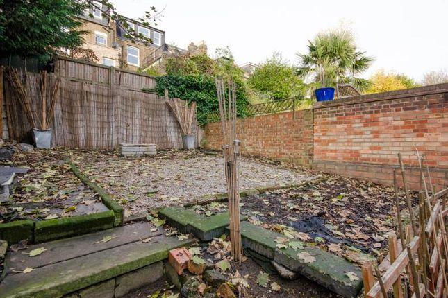 Garden Lr of Cheverton Road, London N19