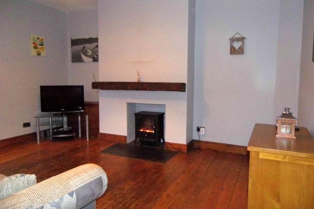 Lounge of Edward Street, Bishop Auckland DL14
