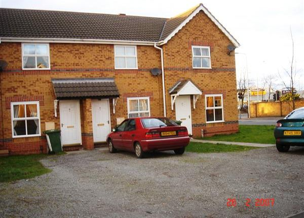Thumbnail Town house to rent in Lavender Way, Scunthorpe