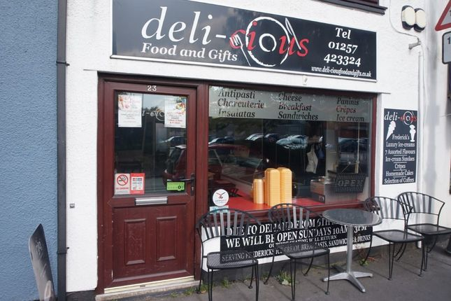 Restaurant/cafe for sale in Standish, Wigan