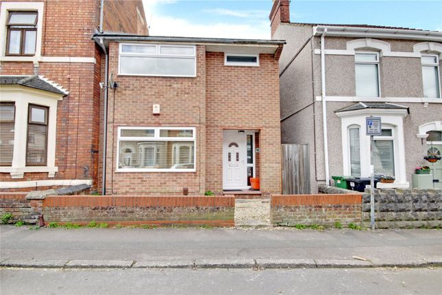 4 bed semi-detached house to rent in Hythe Road, Old Town, Swindon, Wilts SN1
