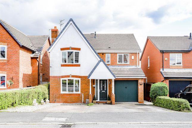 Thumbnail Detached house for sale in Mercer Drive, Great Harwood, Blackburn