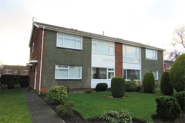 Thumbnail Flat to rent in Newmin Way, Whickham, Tyne & Wear