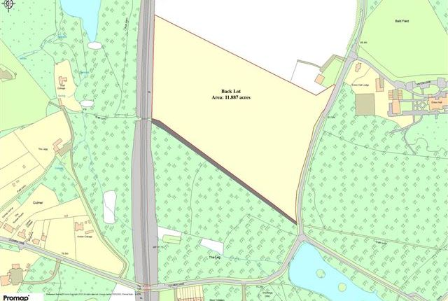 Thumbnail Land for sale in Culmer Lane, Godalming, Surrey