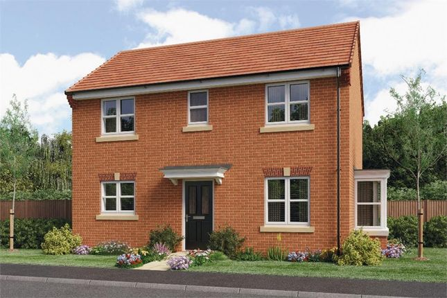 "Thumbnail Detached house for sale in ""Darwin Da"" at Leeds Road, Thorpe Willoughby, Selby"