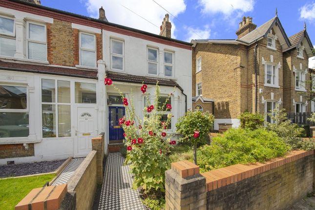 Thumbnail End terrace house for sale in Lenham Road, London