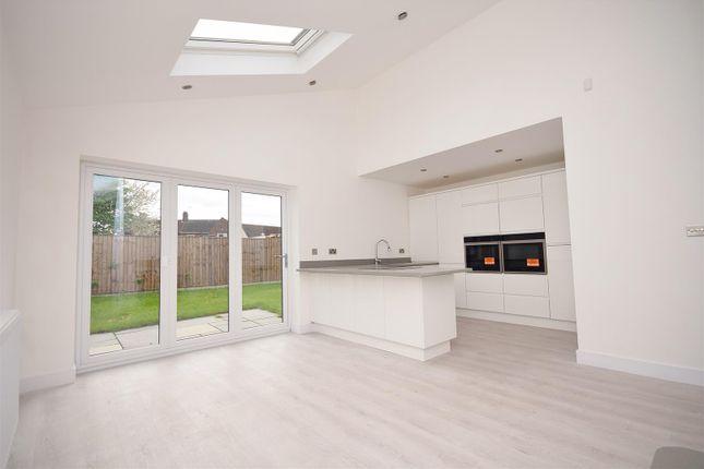 Dining Kitchen of Belle Vue Gardens, Blidworth, Nottinghamshire NG21