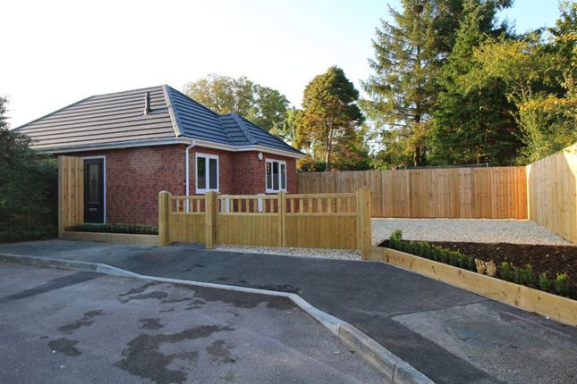 Thumbnail Detached bungalow for sale in Lansdown Grove, Chippenham, Wiltshire