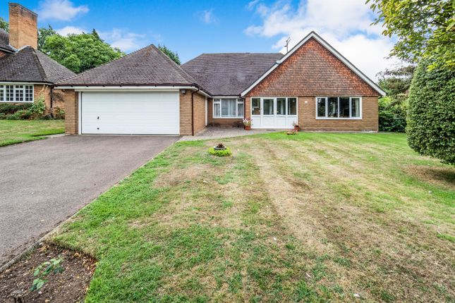 Thumbnail Detached bungalow for sale in Highfield Close, Kenilworth
