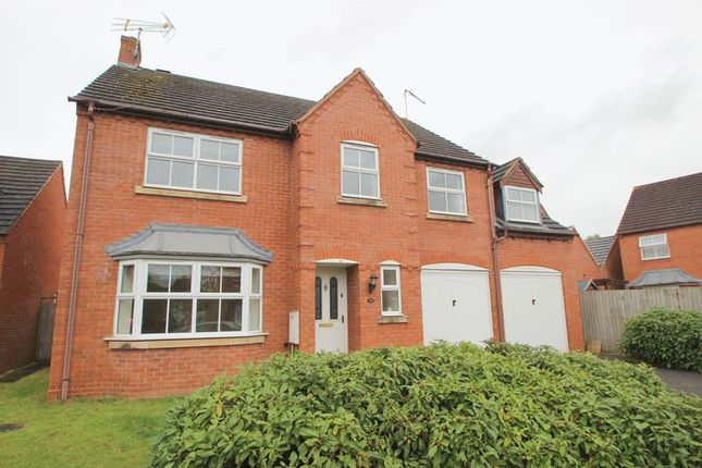 Thumbnail Detached house for sale in St. Laurence Way, Bidford-On-Avon, Alcester