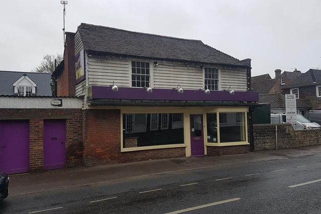 Thumbnail Retail premises to let in The Chalet, North Street, Headcorn, Kent