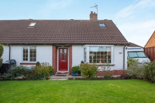 Thumbnail Bungalow for sale in Forest Lane, Harrogate, North Yorkshire