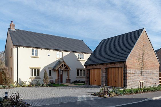 Thumbnail Detached house for sale in The Bradgate, Marketing Suite And View Home, Broadgate, Great Easton