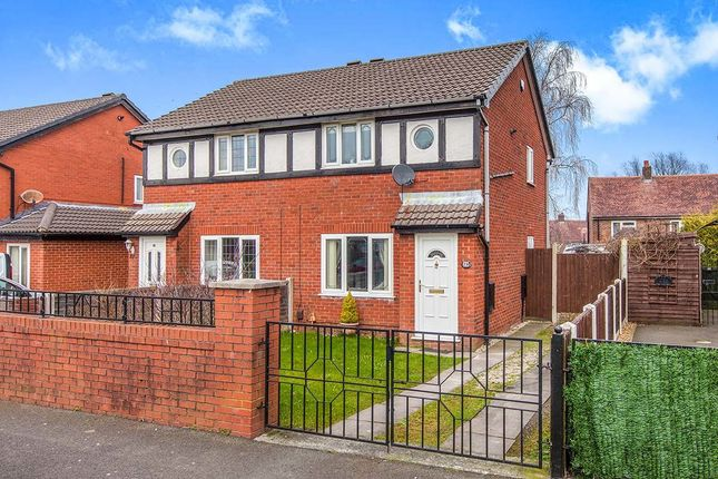 2 bed semi-detached house for sale in Ribbleton Hall Drive, Ribbleton, Preston