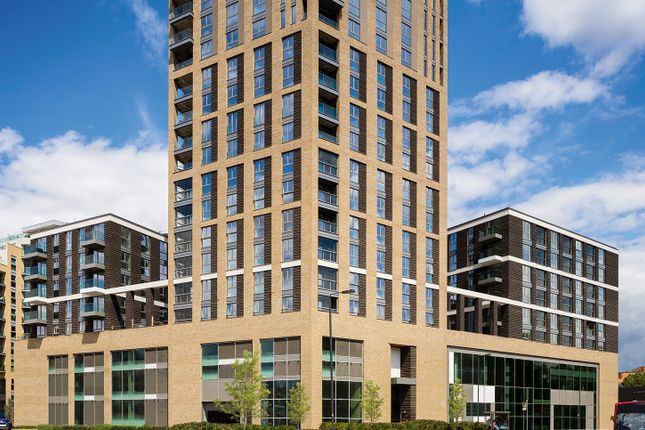 """Thumbnail Flat for sale in """"Voyager House Type I Tenth Floor"""" at York Road, London"""