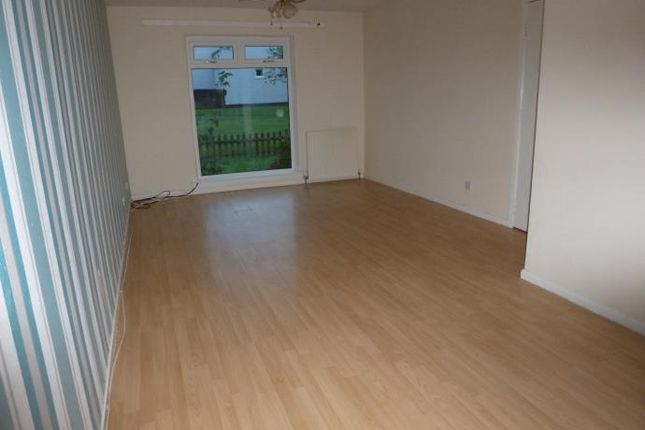 Thumbnail End terrace house to rent in Gorse Park, Ayr, Ayrshire