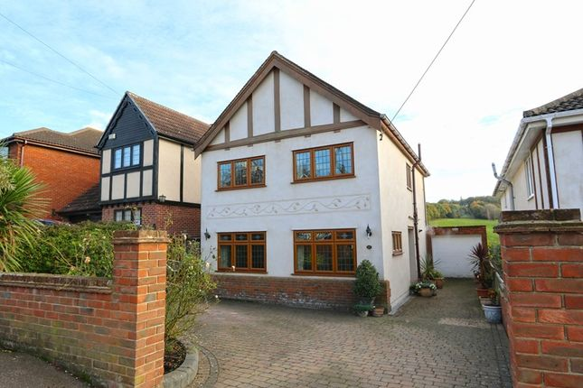 Thumbnail Detached house for sale in Underhill Road, Benfleet
