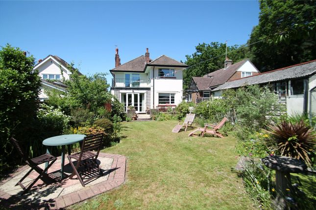 Thumbnail Detached house to rent in Harbour View Close, Lower Parkstone