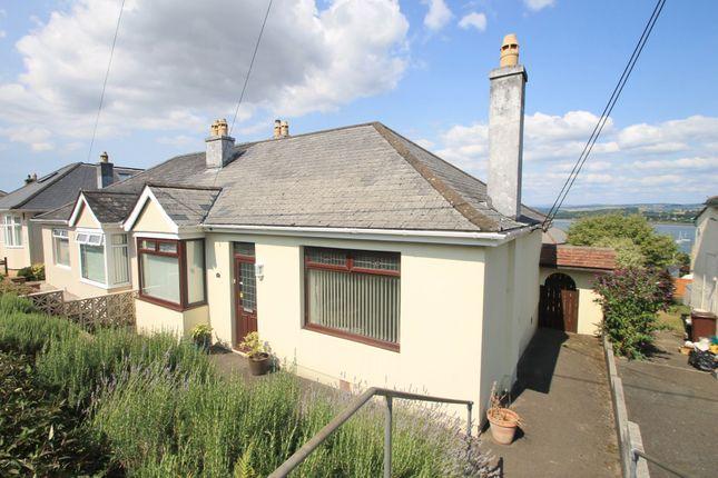 Thumbnail Detached bungalow for sale in Hillside Avenue, Saltash