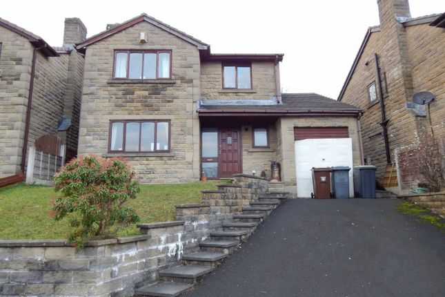 Thumbnail 4 bed detached house for sale in Danesway, Chapel-En-Le-Frith, High Peak