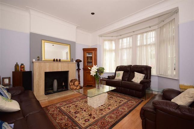 Thumbnail Semi-detached house for sale in Langley Drive, London