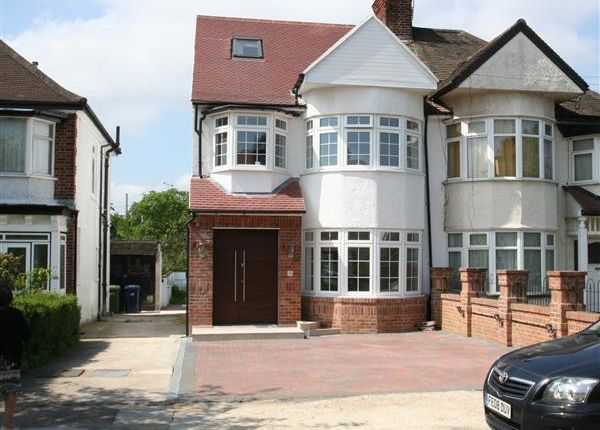 5 bed semi-detached house for sale in Hall Lane, London