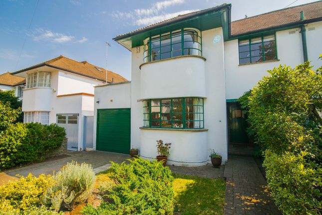 Thumbnail Detached house to rent in Beresford Avenue, Twickenham